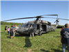 Black Hawk Helicopter from Fort Drum