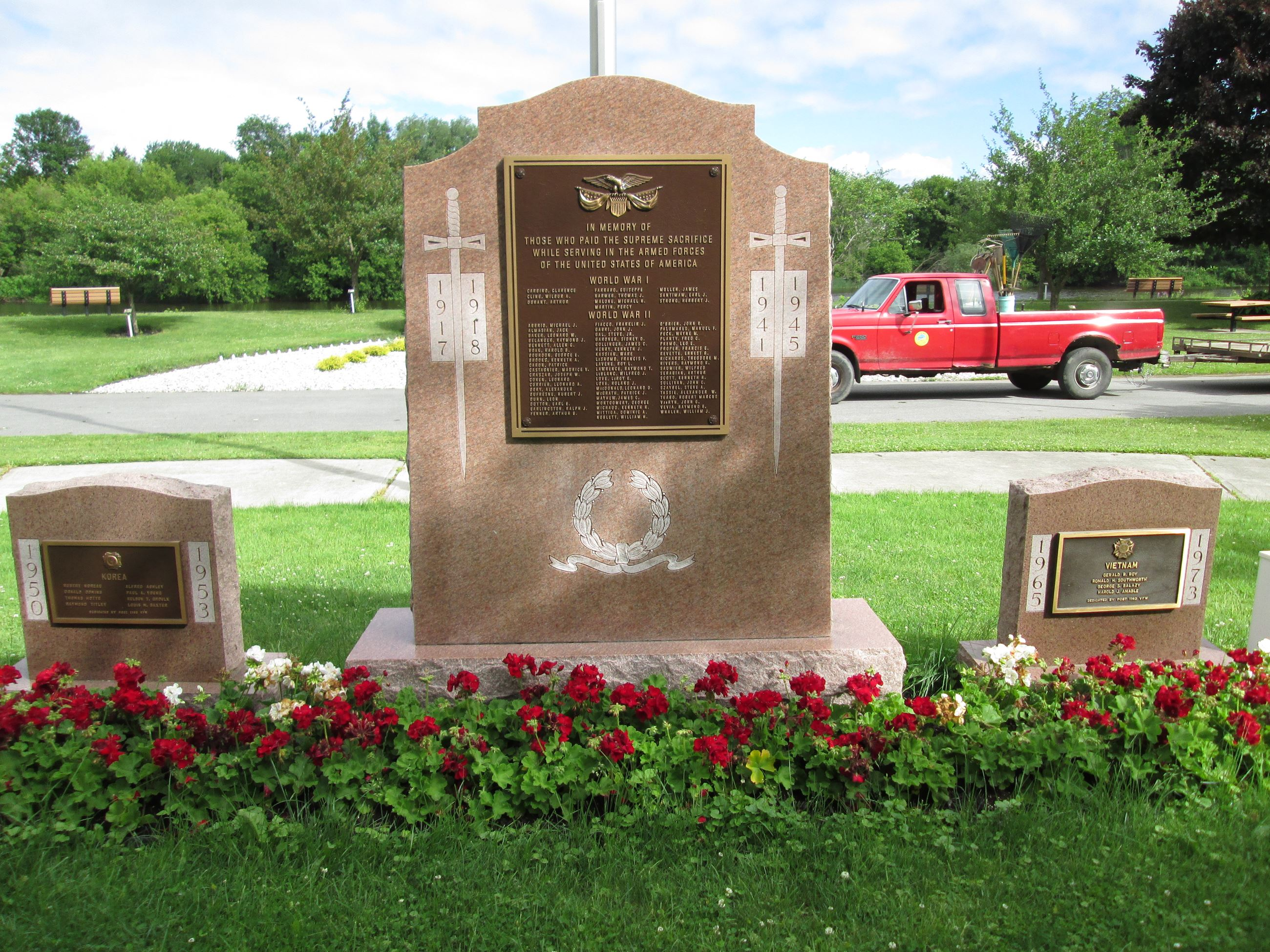 Massena Veterans Memorial